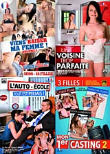 Hard Pack 4 Films N°7